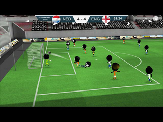 Stickman Soccer 2018 - Screen 1