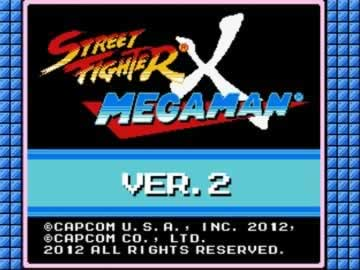 Street Fighter X Mega Man - Screen 2