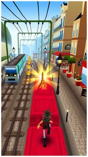 Subway Surfers - Screen 1