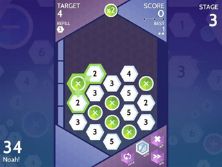 SUMICO - The Numbers Game - Screen 1