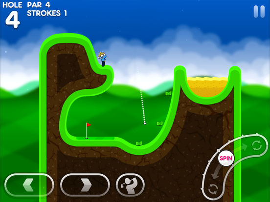 Super Stickman Golf 3 - Screen 2