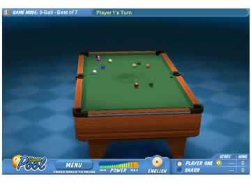 Super Pool - Screen 1