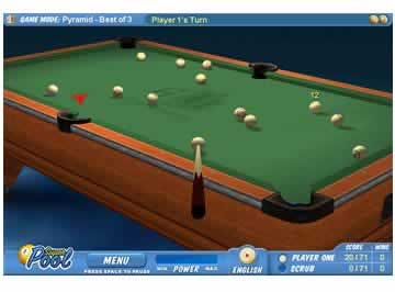 Super Pool - Screen 2