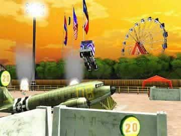 Super Stunt Spectacular - Screen 2