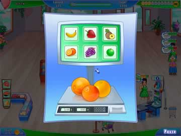 Supermarket Management 2 - Screen 2