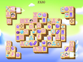 Sweet Candy Mahjong - Screen 1