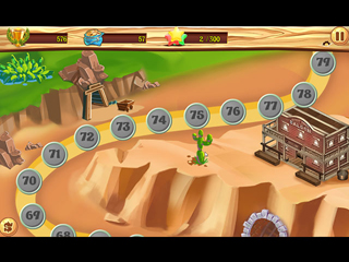 Sweet Wild West - Screen 1