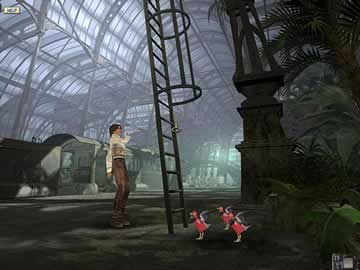 Syberia - Part 2 - Screen 1