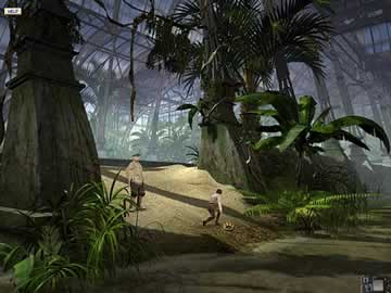 Syberia - Part 2 - Screen 2