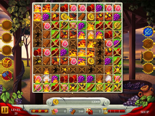 Tales of Rome Grand Empire - Screen 1
