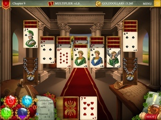 Tales of Rome Solitaire - Screen 2