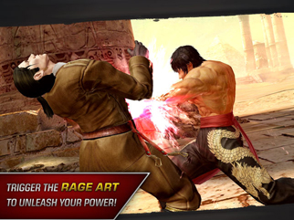 TEKKEN - Screen 2