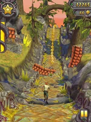 Temple Run 2 - Screen 2