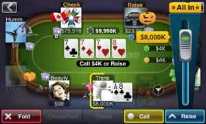 Texas Hold Em Poker Deluxe - Screen 1