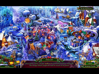The Christmas Spirit: Grimm Tales Collector's Edition - Screen 1