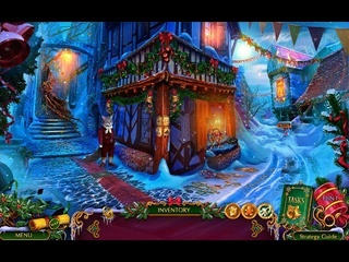 The Christmas Spirit: Mother Goose's Untold Tales Collector's Edition - Screen 1