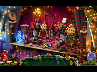 The Christmas Spirit: Trouble in Oz Collector's Edition - Screen 2