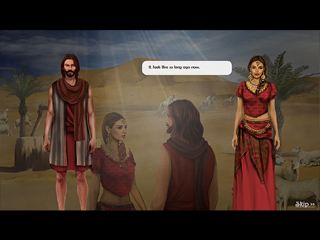 The Chronicles of Moses and the Exodus - Screen 2