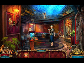 The Curio Society: Eclipse over Mesina Collector's Edition - Screen 1