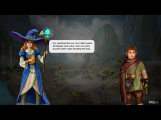 The Enthralling Realms: Curse of Darkness - Screen 2