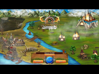 The Enthralling Realms: Knights and Orcs - Screen 1