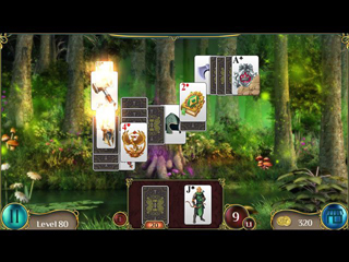 The Far Kingdoms: Awakening Solitaire - Screen 2