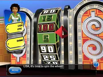 The Price is Right 2010 - Screen 1