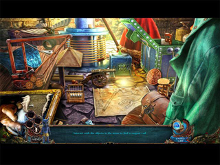 The Secret Order: Beyond Time Collector's Edition - Screen 2