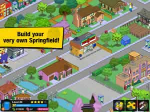 The Simpsons Tapped Out - Screen 2