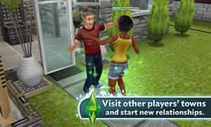 The SIMS FreePlay - Screen 2