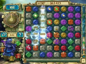 The Treasures of Montezuma 3 - Screen 1