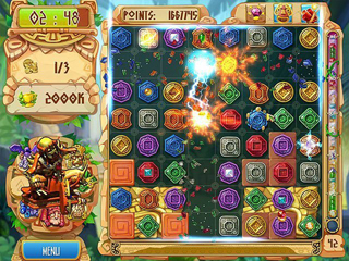 The Treasures of Montezuma 5 - Screen 1