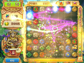 The Treasures of Montezuma 5 - Screen 2