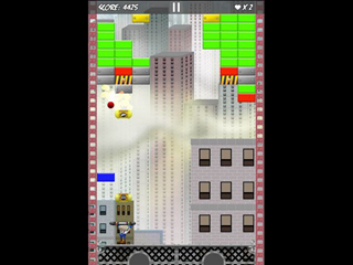 Toby Brick Breaker - Screen 1