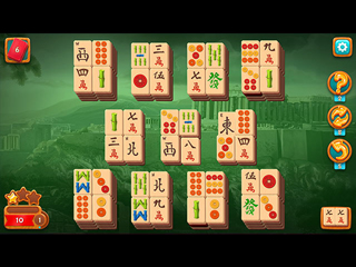 Travel Riddles: MahJong - Screen 1