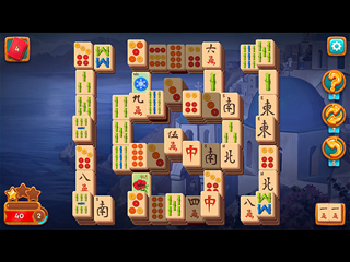 Travel Riddles: MahJong - Screen 2
