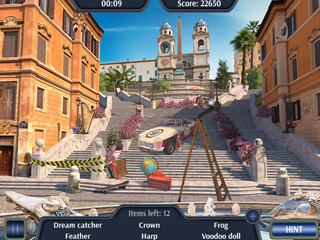 Travel to Italy - Screen 2