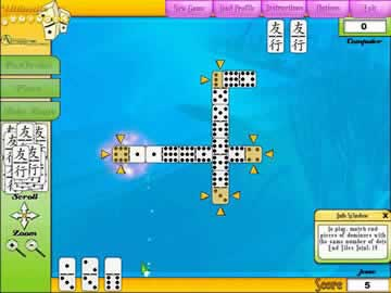 Ultimate Dominoes - Screen 1