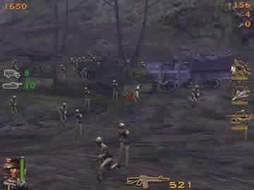 Vietnam War Ho Chi Minh Trail - Screen 1