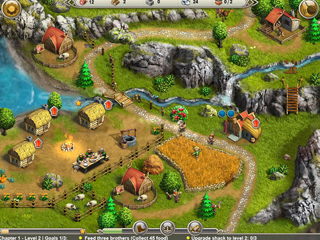 Viking Saga - Screen 1