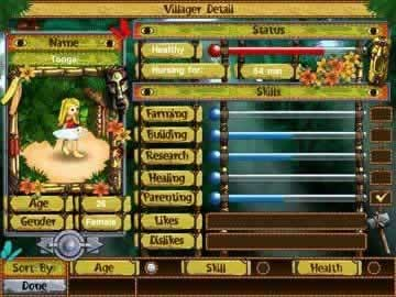 Virtual Villagers: The Lost Children - Screen 2