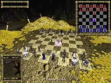 War Chess - Screen 2