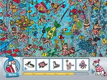 Where's Waldo: The Fantastic Journey - Screen 1