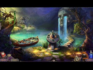 Whispered Secrets: Golden Silence Collector's Edition - Screen 1