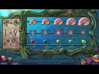 Whispered Secrets: Song of Sorrow Collector's Edition - Screen 2