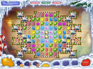 Winter Magic Factory - Screen 1