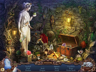 Witch Hunters: Full Moon Ceremony Collector's Edition - Screen 1