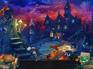 Witches' Legacy: The City That Isn't There Collector's Edition - Screen 1