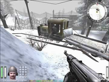 Wolfenstein: Enemy Territory - Screen 2