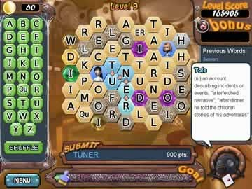 Word Web Deluxe - Screen 1